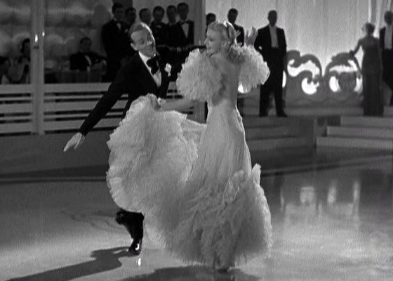 Fred Astaire Ginger Rogers in Swing Time