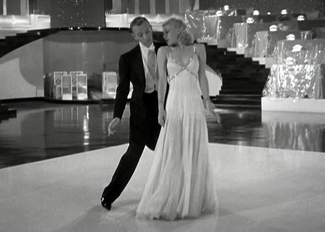 Fred Astaire, Ginger Rogers in Swing Time