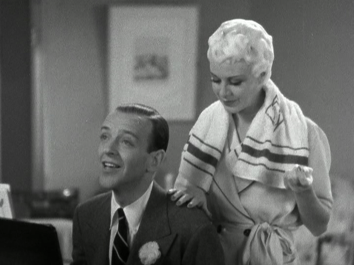 Fred Astaire, Ginger Rogers The Way You Look Tonight