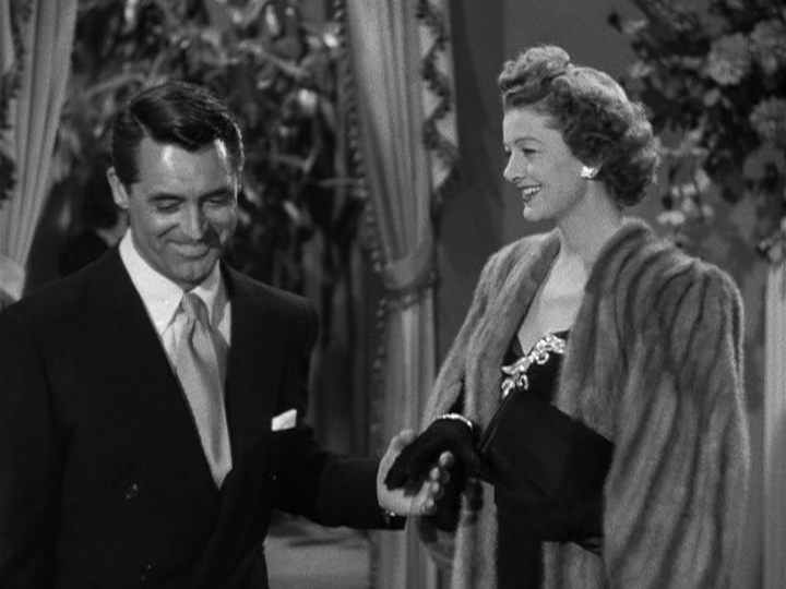 Cary Grant, Myrna Loy the Bachelor and the Bobby Soxer