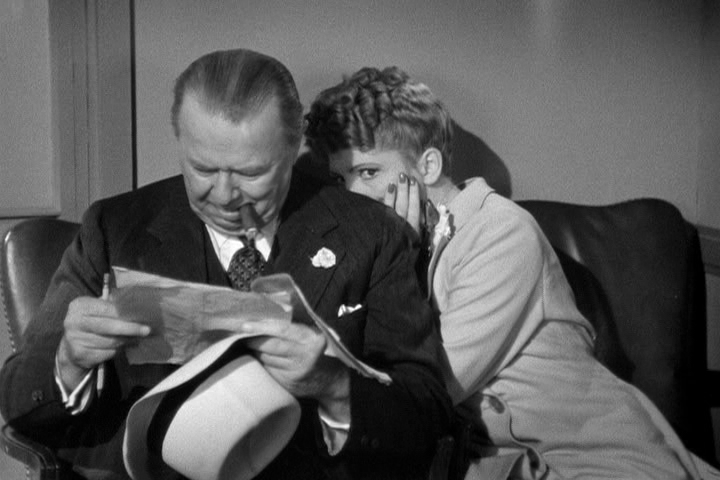 Charles Coburn, Jean Arther The More the Merrier