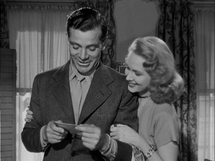 Dana Andrews Virginia Mayo Best Years of Our Lives