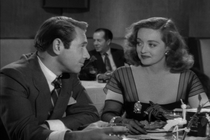 Gary Merrill, Bette Davis All About Eve
