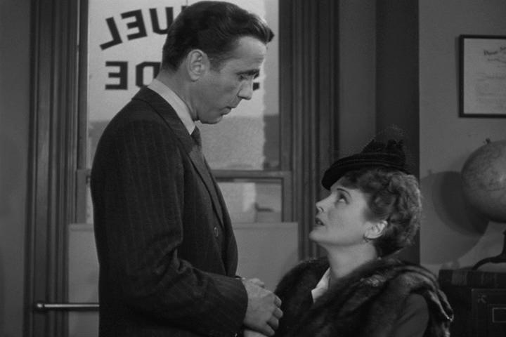 Humphrey Bogart, Mary Astor