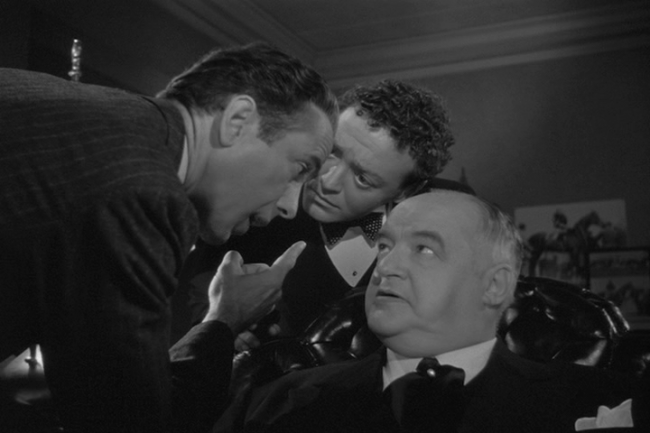 Humphrey Bogart, Peter Lorre, Sydney Greenstreet The Maltese Falcon