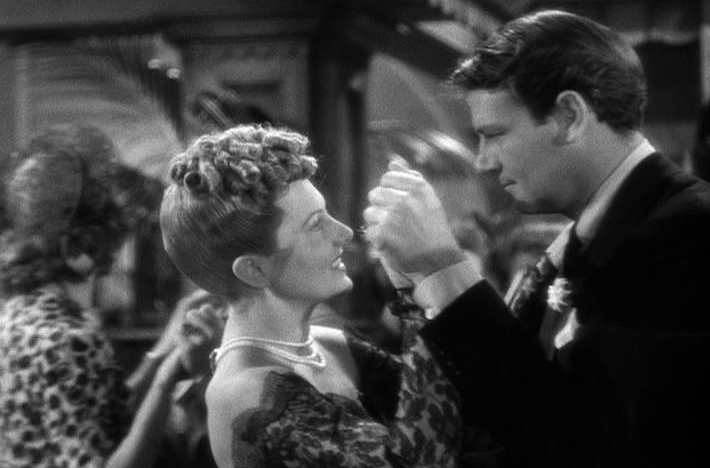 Jean Arthur, Joel McCrea The More the Merrier