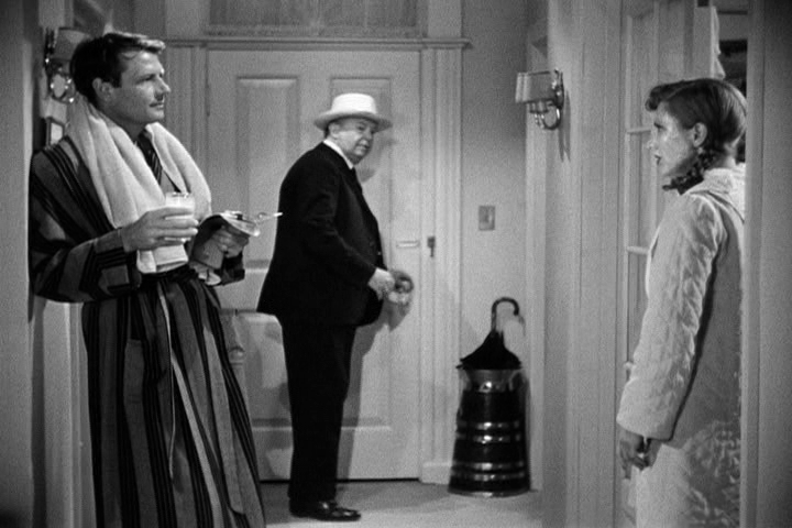 Joel McCrea. Charles Coburn, Jean Arthur The More the Merrier