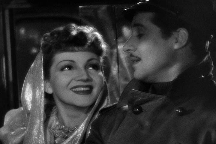 Midnight Claudette Colbert Don Ameche