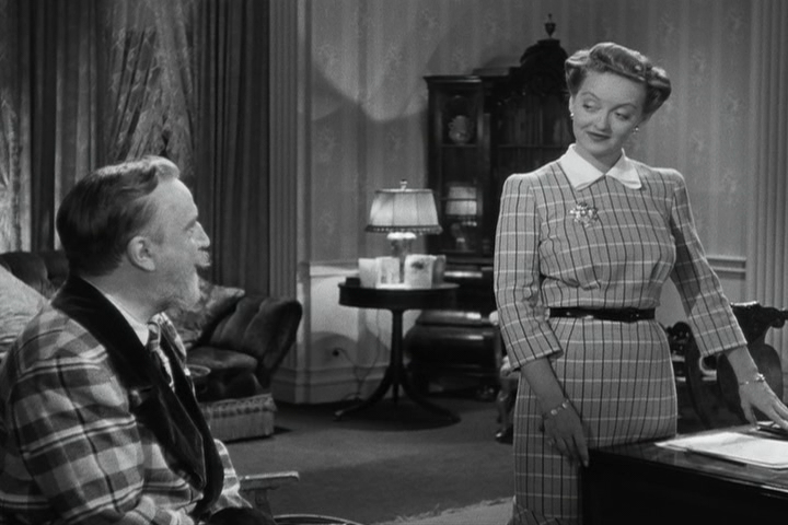 Monty Woolley, Bette Davis
