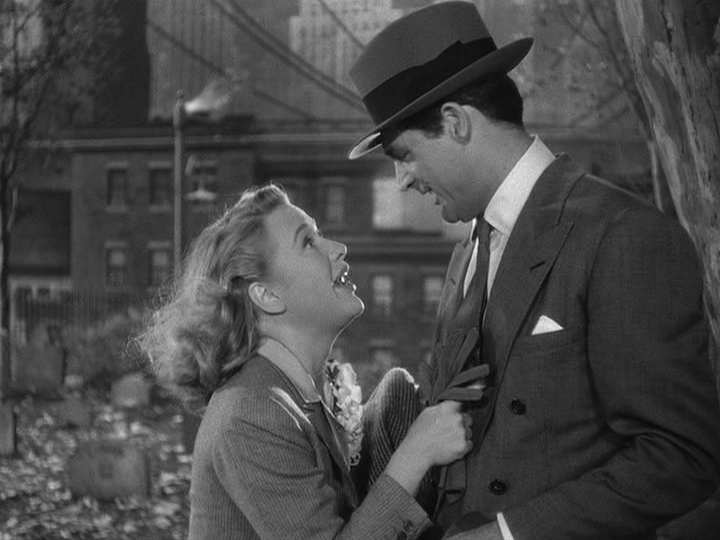 Priscilla Lane, Cary Grant, Arsenic and Old Lace