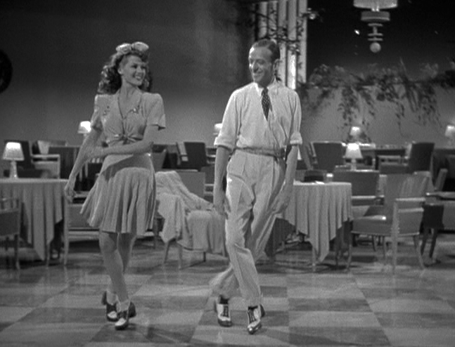 Rita Hayworth, Fred Astaire 2