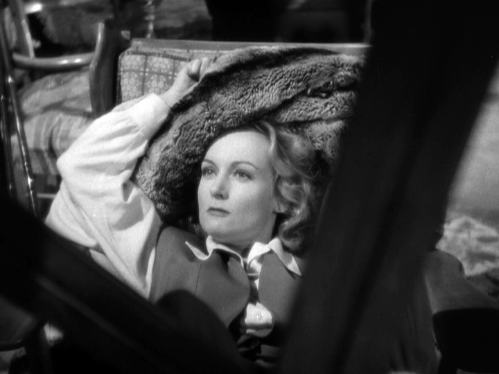 Carole Lombard in Mr and Mrs Smith
