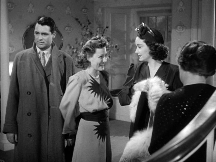 Cary Grant, Irene Dunne, Gail Patrick My Favorite Wife