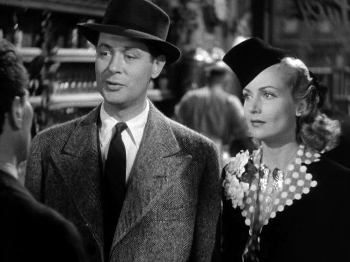 Robert Montgomery, Carole Lombard