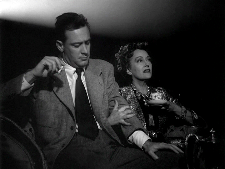 William Holden, Gloria Swanson in Sunset Boulevard