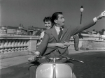 Audrey Hepburn Gregory Peck in Roman Holiday