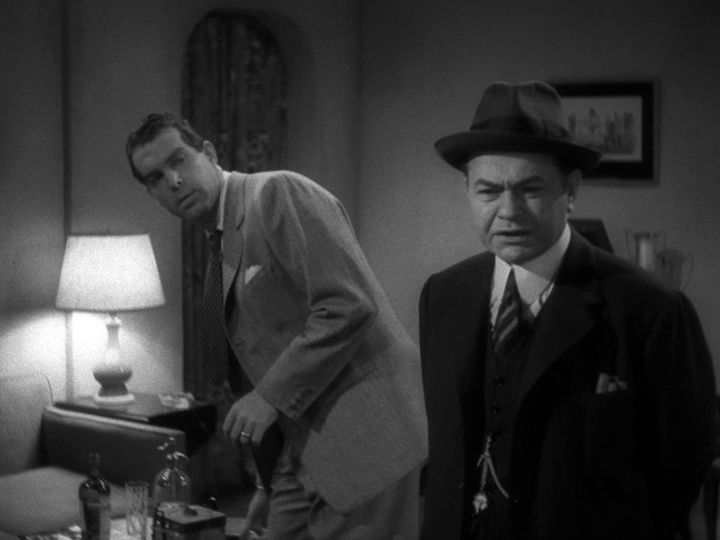 Fred MacMurray, Edward G. Robinson Double Indemnity