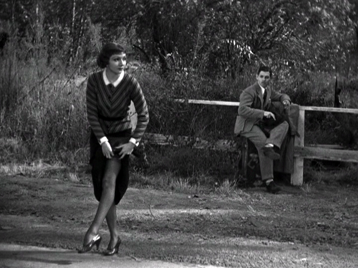Claudette Colbert, Clark Gable It Happened One Night