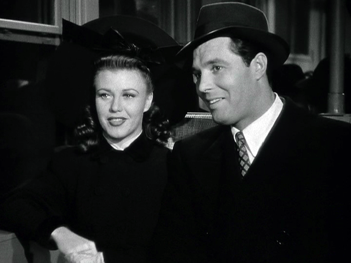 Ginger Rogers, James Craig