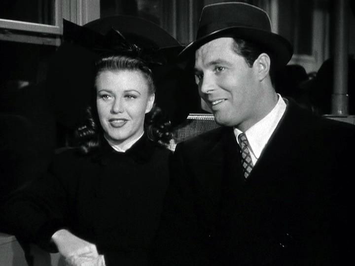 Ginger Rogers, James Craig