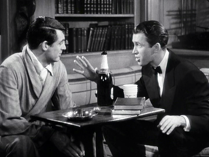 Cary Grant, James Stewart The Philadelphia Story