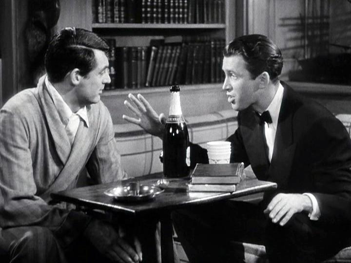 Cary Grant, James Stewart The Philadelphia Story