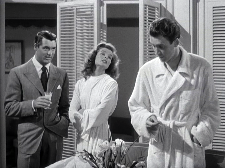Cary Grant, Katharine Hepburn, James Stewart The Philadelphia Story