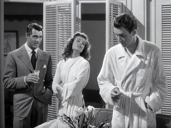 Cary Grant, Katharine Hepburn, James Stewart The Philadelphia Story