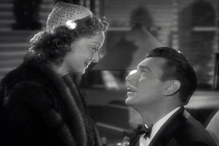 Bette Davis, George Brent in Dark Victory