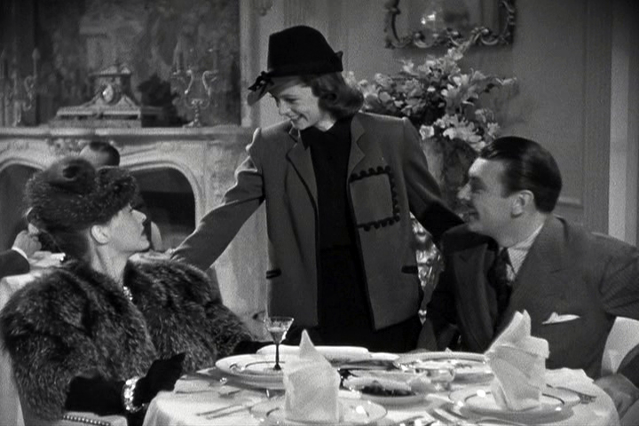 Bette Davis, Geraldine Fitzgerald, George Brent