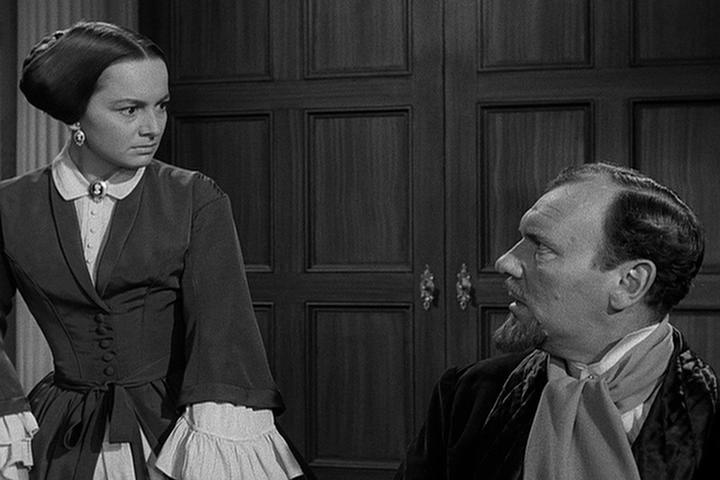 Olivia de Havilland, Ralph Richardson