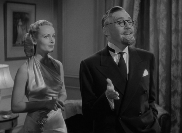 Carole Lombard, Jack Benny in To Be or Not To Be