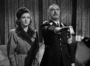 Carole Lombard, Sig Ruman in To Be or Not To Be