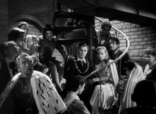 Jack Benny Carole Lombard in To Be or Not To Be