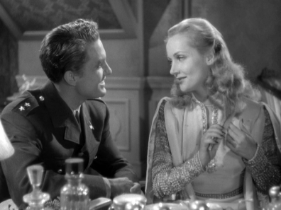 Robert Stack, Carole Lombard in To Be or Not to Be