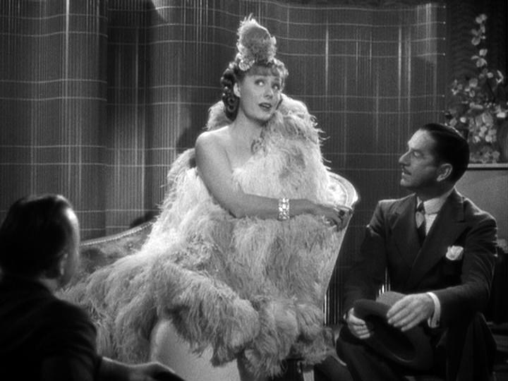 Irene Dunne stars in Theodora Goes Wild
