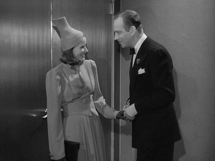 Greta Garbo, Melvyn Douglas star in Ninotchka