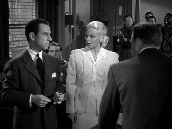 Hume Cronyn, Lana Turner in The Postman Always Rings Twice