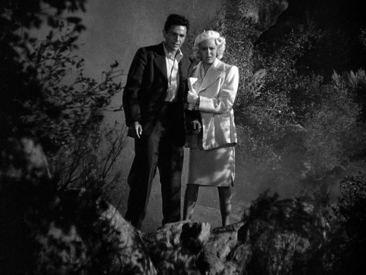 John Garfield Lana Turner The Postman Always Rings Twice