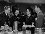 Van Heflin, Kay Francis, Rosalind Russell, Don Ameche in The Feminine Touch