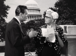 William Holden, Judy Holliday in Born Yesterday