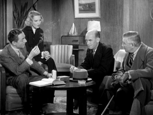 William Powell, Jean Arthur star in The Ex-Mrs. Bradford