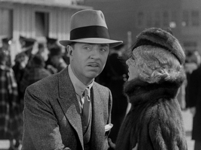William Powell, Jean Arthur The Ex-Mrs. Bradford