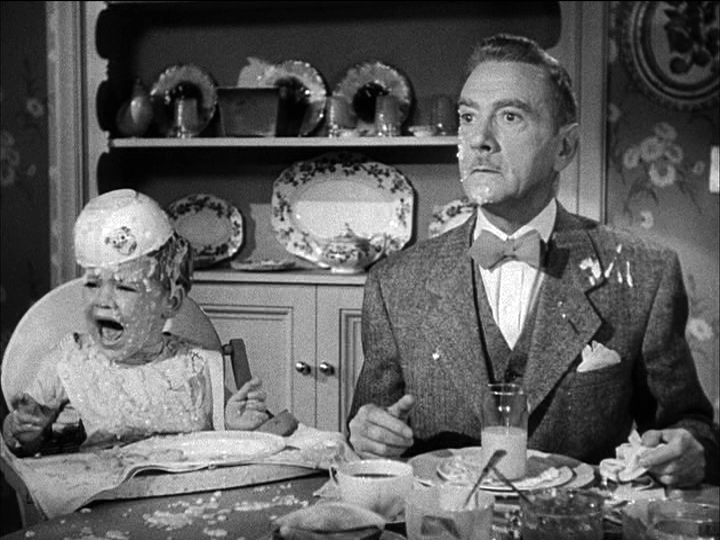 Clifton Webb in Sitting Pretty