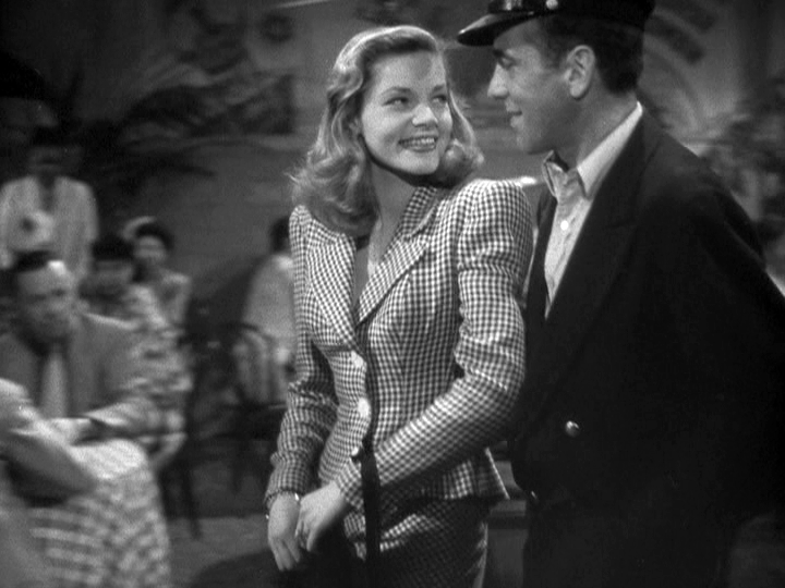 Lauren Bacall Humphrey Bogart in To Have and Have Not