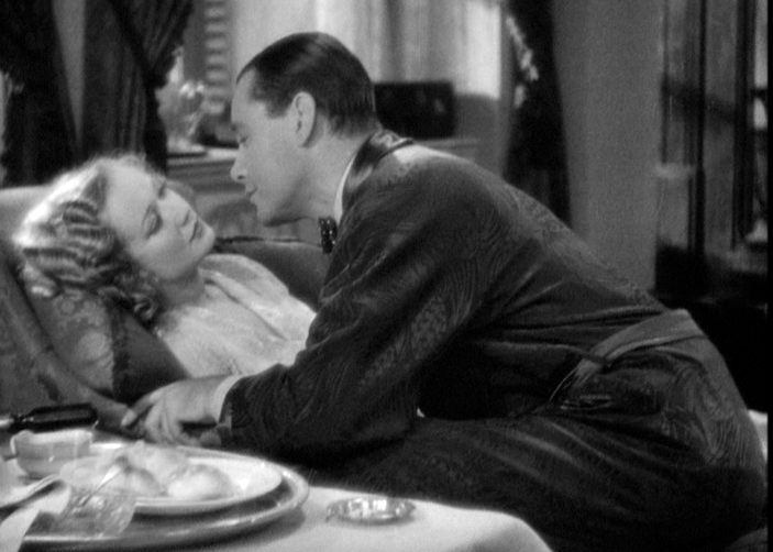 Miriam Hopkins, Herbert Marshall in Trouble in Paradise