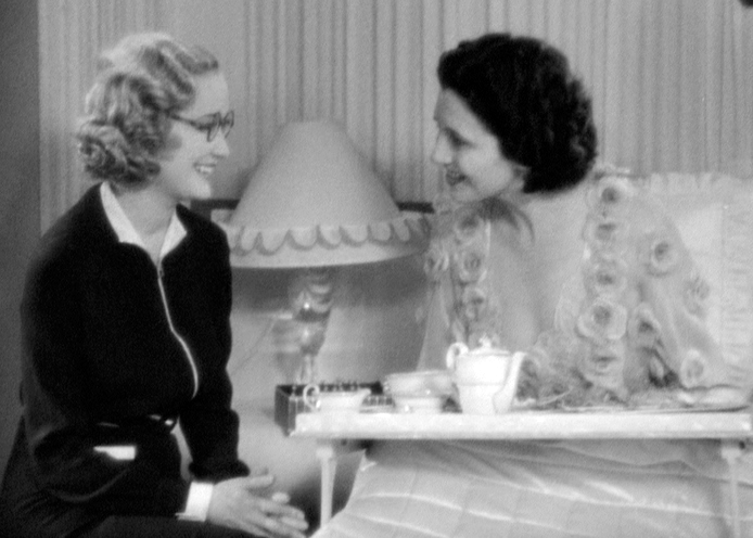 Miriam Hopkins, Kay Francis in Trouble in Paradise