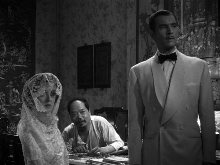 Bette Davis, James Stephenson star in The Letter