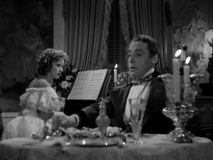 Greta Garbo, Henry Daniell in Camille