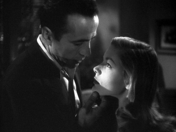 Humphrey Bogart Lauren Bacall in To Have and Have Not